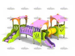 Детский игровой комплекс Сказка Гном Н=700-ДИК