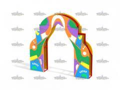 Entrance Arch Grifiti-MF 7.221