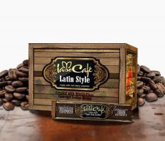 Кофе Iaso Кафе Латинский стиль