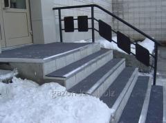 Floor antislipping coatings