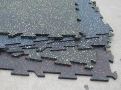 Rubber coatings