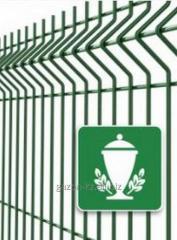 Забор металлический Профи