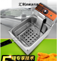 Deep fryer professional