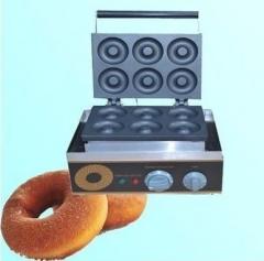 El aparato para los buñuelos
