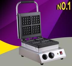 Belgian waffle iron
