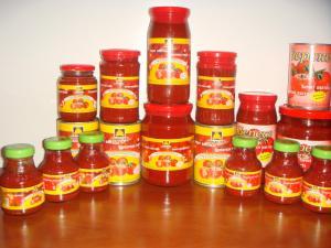 Паста томатная, от производителя