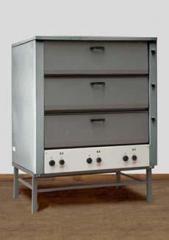 HP 500 furnace