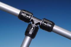 Fitting for the metalplastic pipes PERT AL PERT