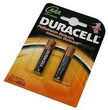 Batteries Duracell, Varta AA, AAA, D, 9V,
