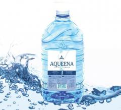 Water not aerated l AQUEENA 5