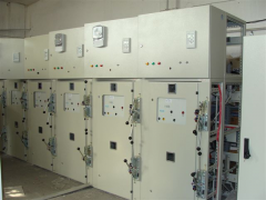 High-voltage cells 6,10, 20 kV. (CREWE ELCOS-20,