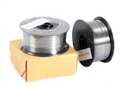 Wire powder for welding