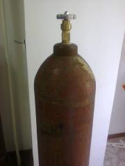 Газ гелий 40 литров