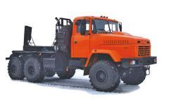 Лесовозный тягач КрАЗ-64372-044