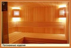 Изделия погонажные, погонажные изделия, деревянные
