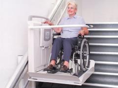 Подъемники для инвалидов, Подъемники.