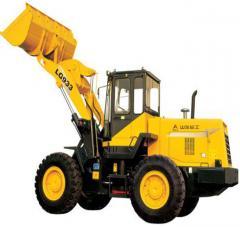 LG 936L wheel loader