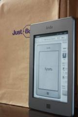 Книги электронные Amazon Kindle Touch + Полная