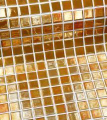 Стеклянная мозаика для бассейна Ezarri