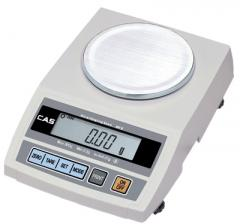 Scales are electronic