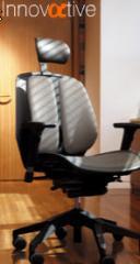 Эргономичные кресла ALPHA с ортопедической