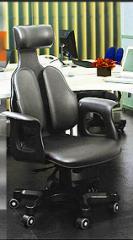 Эргономичные кресла CHAIRMAN класса Люкс с