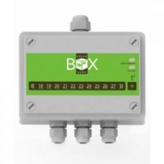 Регулююча апаратура кабельних систем обігріву
