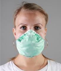 Противотуберкулезный медицинский респиратор FFP2