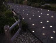 Тратуарные светильники