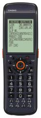 Terminal of data collection Casio DT970