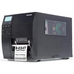 TOSHIBA TEC B-EX4T2/B-EX4D2 PRINTERS