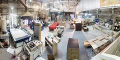 The business plan shop on production of furniture