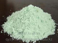 Iron vitriol – 62%, iron II sulfate