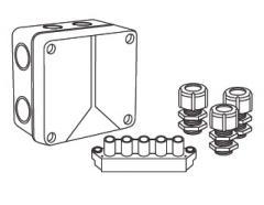 Box assembly Abox100/S (standard)