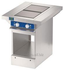 Двухконфорочная плита без жарочного шкафа ЭПЧ 9-2-6 Традиция 4