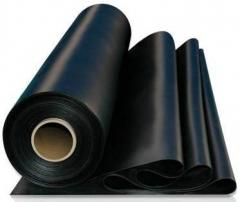 Geomembranes of 0,5 mm of HDPE/LDPE