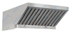 Зонт вентиляционный для пароконвектомата ЗВН-900ПА