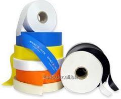 The tape is textile. Nylon