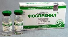 Фоспренил, 10 мл (Иммуностимулятор)