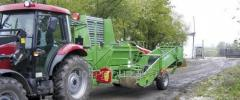 Máquinas multifuncionales de recolección de granos