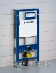 Installation of Geberit Duofix UP320