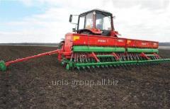 Grain seeder of Mazur