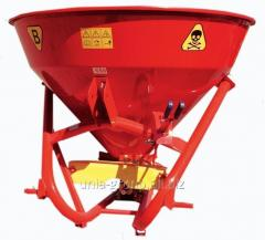 Spreader of the mineral JM fertilizers