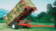 Cart self-loading Proag