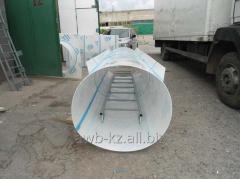 Комбинированный песконефтеуловитель КПН-4500