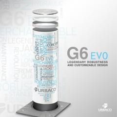 Дорожный блокиратор URBACO g6 EVO Cylinder
