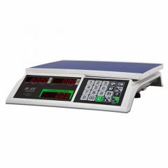 Весы электронные фасовочные настольные M-ER 326AC-32.5