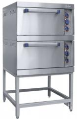 ABAT ShZhE-2K-2/1 cabinet oven two-section