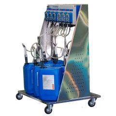 The TM-100 Vyazma cart for the dosing systems