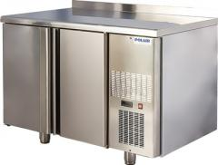 Refrigerating tables of TB2GN-G